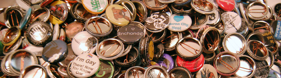 1000 One Inch Buttons – $275
