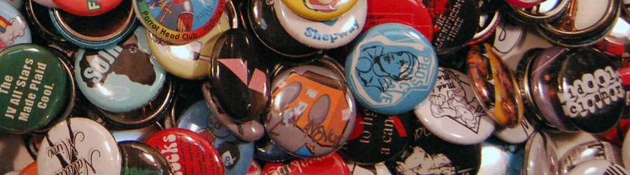 100 1.5 Inch Buttons – $40